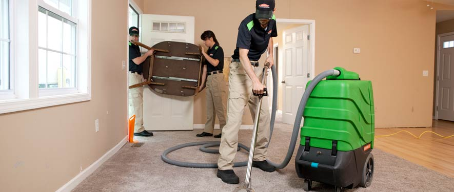 Ventura, CA residential restoration cleaning